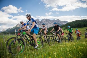 Dolomiti MTB Festival in Welschnofen Carezza